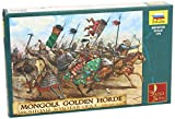 Zvezda 500788076 - 1:72 Historisches-Figuren-Set Mongolen Golden Horde