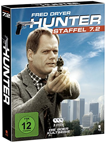 Hunter - Staffel 7.2 (3 DVDs)