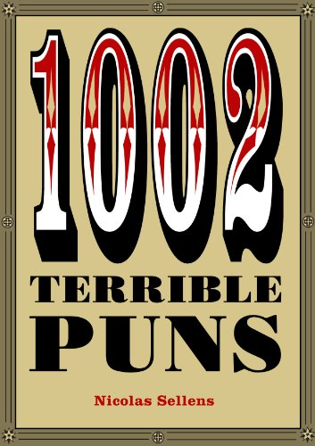 free kindle book 1002 Terrible Puns