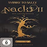 Subway To Sally - Nackt II (+ Audio-CD) [Limited Edition] [2 DVDs]