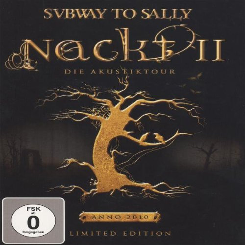 subway-to-sally-nackt-ii-audio-cd-limited-edition-2-dvds