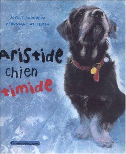 Aristide chien timide