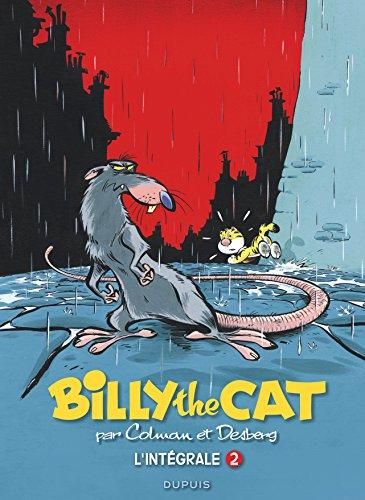 BILLY the CAT - L'intégrale - tome 2 - L'intégrale Colman - Desberg 1995-1999