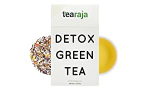 Tearaja Detox Green Tea, 100g