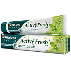 Himalaya Herbals Active Fresh Gel, 80g