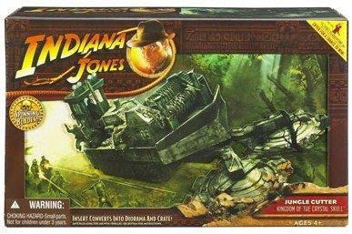 Hasbro - 400981481 - Indiana Jones - Véhicules - Le Coupeur de la Jungle