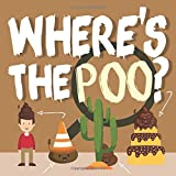 Best Books 5 Year Old Boys - Where's the Poo?: A Search and Find Book Review