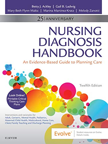 Nursing Diagnosis Handbook E-Book: An Evidence-Based Guide to Planning Care (English Edition)