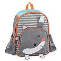 Sterntaler Functional Backpack, Cuddly Zoo, Tiger Tapsi, Age: Children from 3 Years, Blue/Turquoise