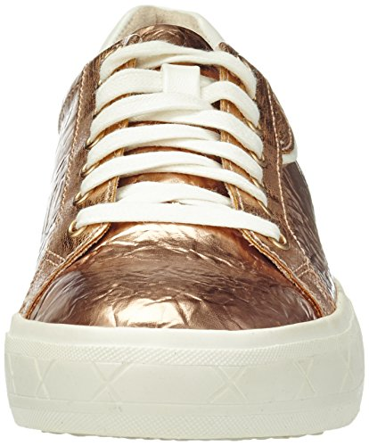 Tamaris Damen 23629 Sneakers Gold (LT. GOLD COMB. 993)