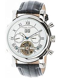 James Tyler JT706–Orologio da polso, cronografo automatico con calendario, JT700–2