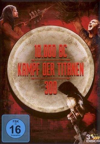 Bild von 10.000 B.C. & Kampf der Titanen & 300