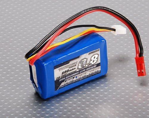 Turnigy 800 mAh 2S 20 20 20 C LiPo Lot (ParkZone Compatible Pkz1032) b78bed
