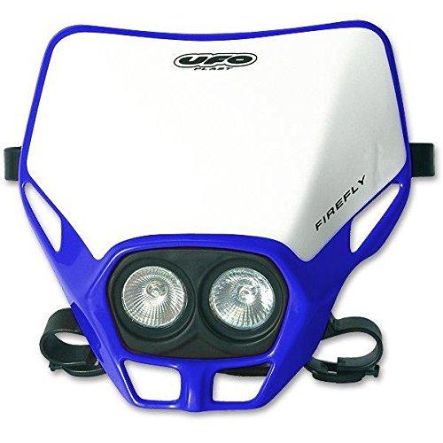 fire-fly Twins Headlight (12V/) reflex-blue-pf01700-089-UFO 20010029 (Twin-reflex)