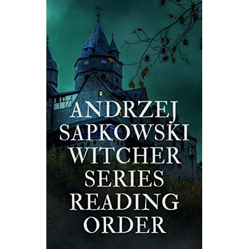 Andrezej Sapkowski Witcher Series Reading Order (English Edition) 2