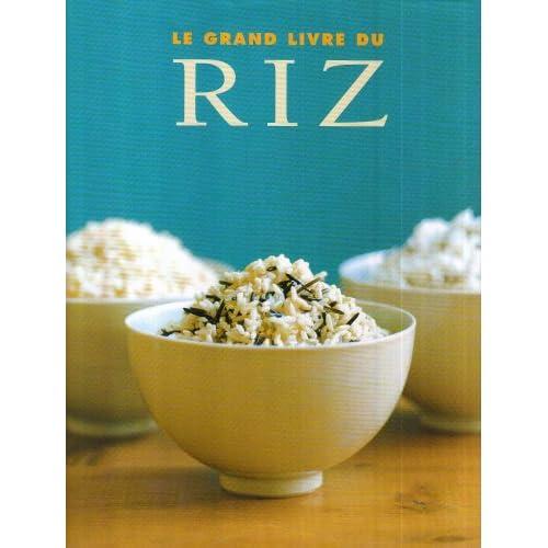 Le grand livre du riz