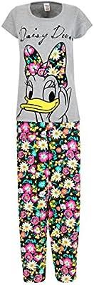Disney Daisy Duck - Pijama para mujer - Pata Disney