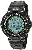 Casio - -Armbanduhr- SGW-100B-3A2CF
