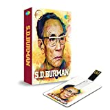 #4: Music Card: S D Burman - 320 Kbps MP3 Audio (4 GB)