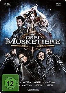 Die drei Musketiere (limitiertes Steelbook, exklusiv bei Amazon.de) [Limited Edition]