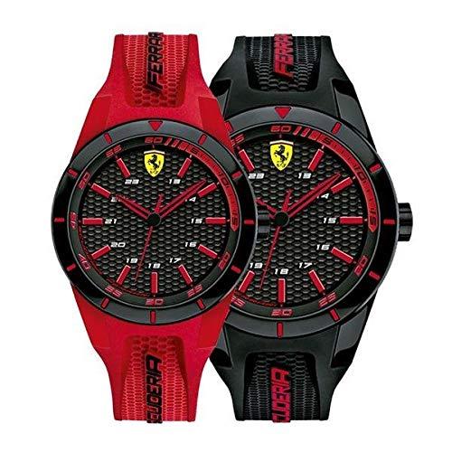 Scuderia Ferrari 870017 Montre à Bracelet pour Homme