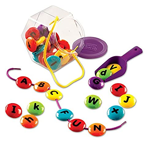 Learning Resources Smart Snacks ABC Lacing