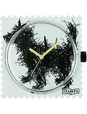 S.T.A.M.P.S. Stamps Uhr - Zifferblatt Scotty 103776