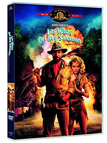 Las Minas Del Rey Salomon [DVD]