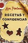 Recetas y confidencias par Pearlman