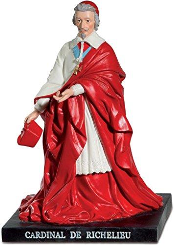 Statuetta di Richelieu cardinale, 15 cm
