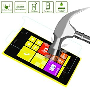 Lopurs 0.4mm Ultra-thin Explosion-proof Tempered Glass Film for Nokia Lumia 1020(Transparent)