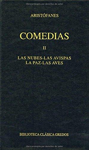 Comedias II/Comedies por Aristófanes