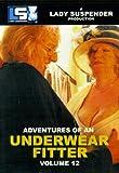 Lady Suspender - Underwear Fitter Volume 12