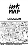 Inkmap Lissabon - Karten für eReader, Sehenswürdigkeiten, Kultur, Ausgehen (German)