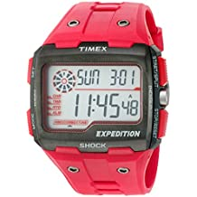 Timex Expedition Red Shock reloj