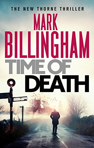 book cover of Time of Death