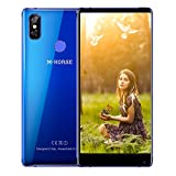 M-HORSE Pure 2 Smartphone 4G Android 7.0 Ohne Vertrag IPS 5.99 Zoll, MTK6750, 1.5GHz Octa Core CPU, 4GB RAM + 64GB ROM,