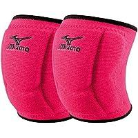 Genouillère Mizuno Volley S1 Compact Rose/Noir