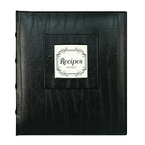 CR Gibson Pocket Seite Rezept-Journal / Anmerkung Buch / Organisator / Mappe (Rezept-buch Veranstalter)
