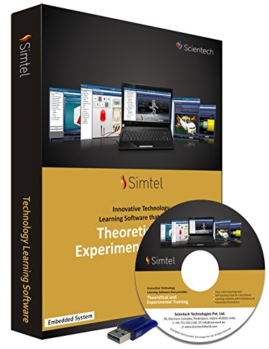 Scientech - Simtel Embedded System Learning and Simulation Software