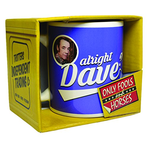 Trigger Alright Dave Official Mug in Gift Box