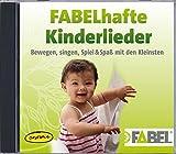 FABELhafte Kinderlieder: Bewegen, singen, Spiel & Spaß mit den Kleinsten