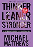 Best Diet Books For Women - Thinner Leaner Stronger: The Simple Science of Building Review