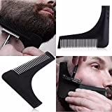#4: Inovera Beard Shaping Comb Styling Tool Beard Comb(Black)