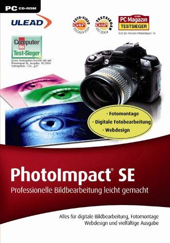 Ulead Photoimpact 12 SE