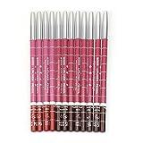 12 Farben Konturenstift Lippen Lipliner Stift Make up Lippenkonturenstift(Zufällige Farben)