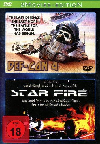 Starfire (Solar Crisis) - Def-Con 4