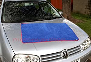Car Microfibre Drying Towel Cloth HUGE Size 60 x 90 cm