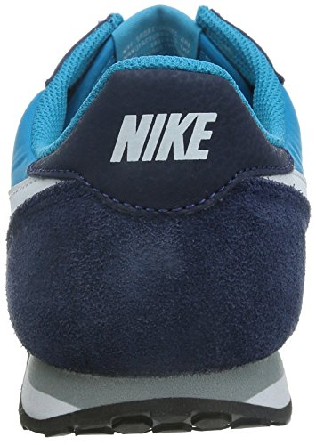 Nike Genicco, Baskets Basses Homme Bleu (bl Lagoon/white-mid Nvy-dv Gry 414)