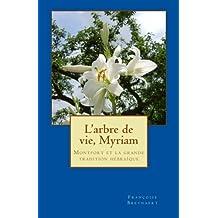L'arbre de vie, Myriam: Montfort et la grande tradition hébraïque